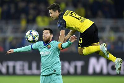 Ter Stegen salva al FC Barcelona en inicio de la Liga de Campeones