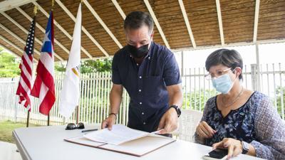 San Juan comprará generadores para asegurar el servicio de agua