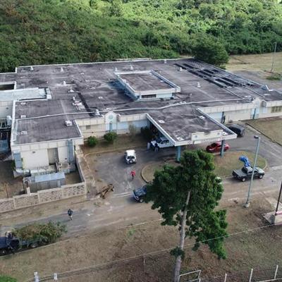 Alcalde de Vieques apoya reconstrucción de CDT