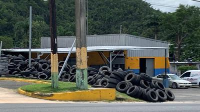 El Senado atenderá medida que busca reglamentar la venta y utilización de neumáticos