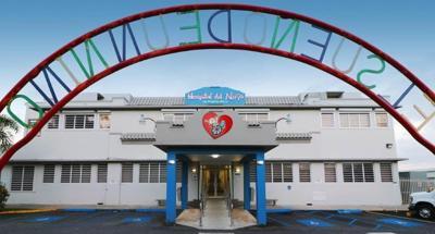 El hospital del Niño recibe una acreditación internacional