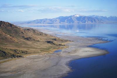 Una devastadora sequía vacía lagos en el oeste de Estados Unidos