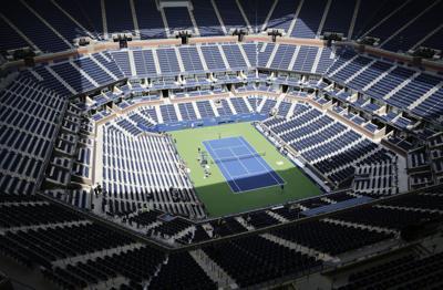 Ausencia de fans podría tener un alto costo para tenis y golf
