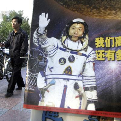 Misión lunar, hito reciente de ambiciones espaciales chinas