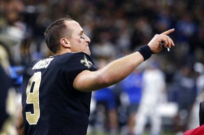 Brees impone récord de más pases de anotación en la NFL