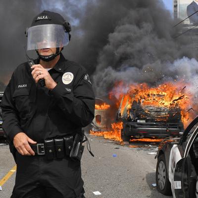 La ira por violencia policial remece Estados Unidos