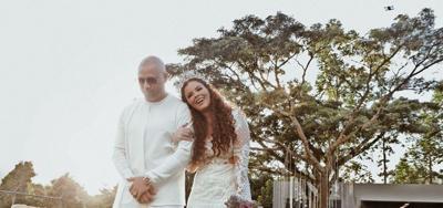 Wisin renueva votos matrimoniales