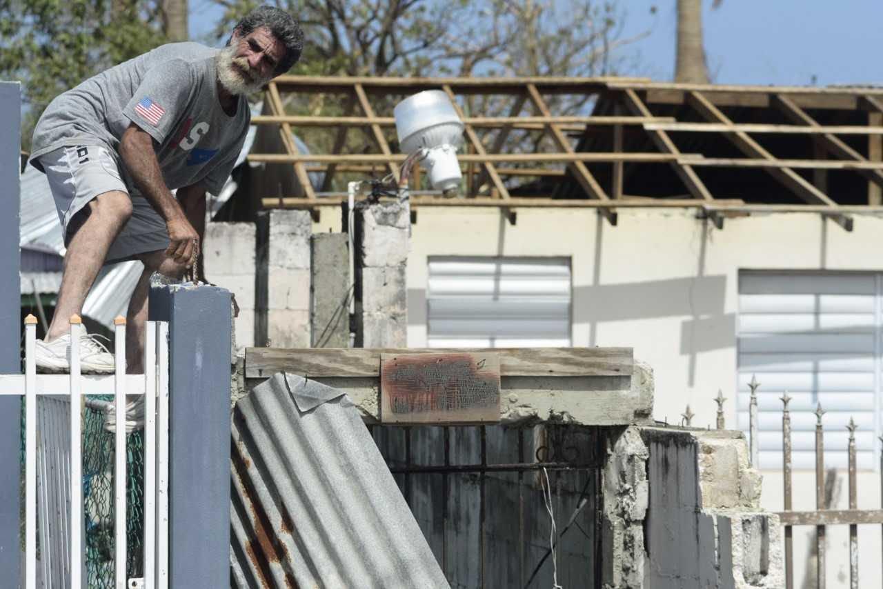 Devastación en Puerto rico desajustó nuestro presupuesto — Trump