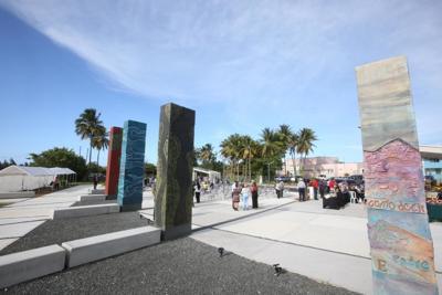 Inauguran el Paseo Julia de Burgos en Loíza