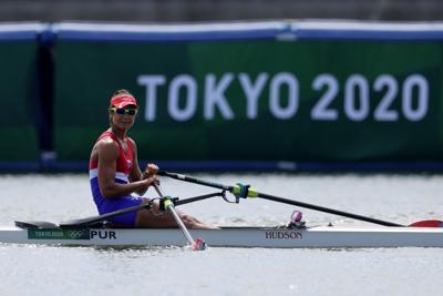 Verónica Toro Arana hace historia en su debut olímpico