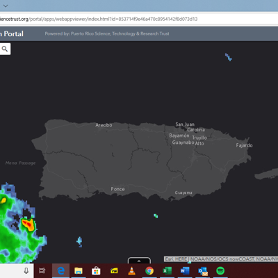 Lanzan herramienta para monitoreo de huracanes