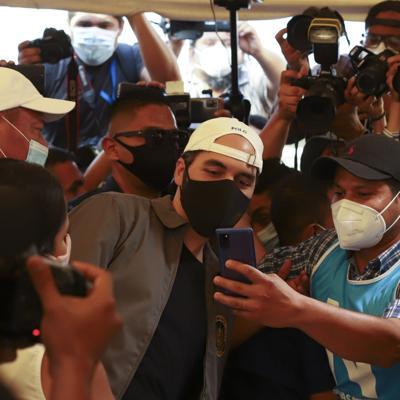 El Salvador: partido de Bukele controlaría el Congreso
