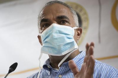 En espera del resultado el secretario de Salud