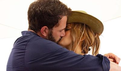 J.Lo y Ben