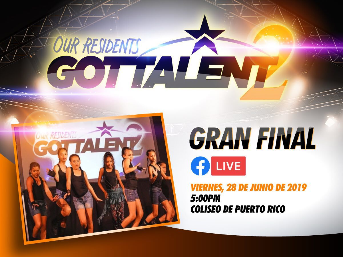 Celebran Our Residents Got Talent 2
