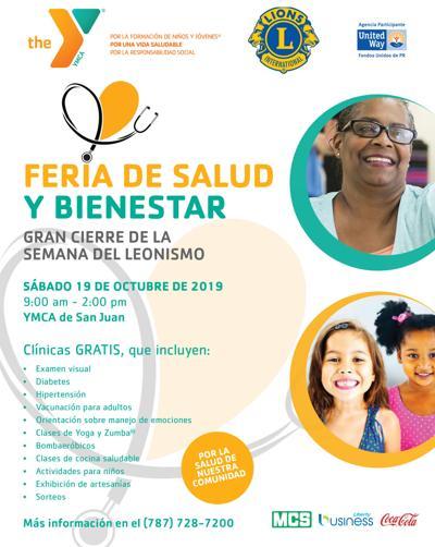 Celebran la 1ra Feria de Salud y Bienestar