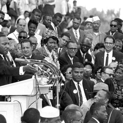 El asesinato de Martin Luther King Jr.