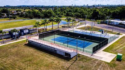 Reinauguran complejo deportivo en Cataño