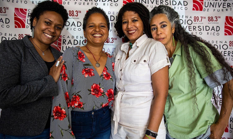 Al aire programa radial 'Negras'