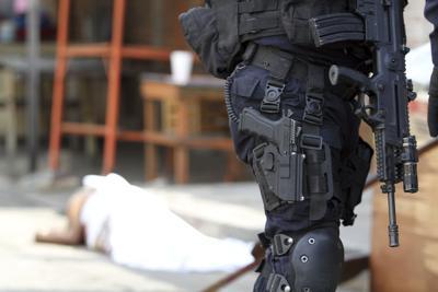 Tasa de homicidios sigue siendo alta en México pese a Covid-19