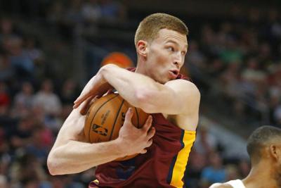 Cavaliers-Windler Injury Basketball