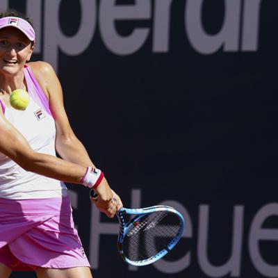 Se reactiva el tenis profesional sin saludos