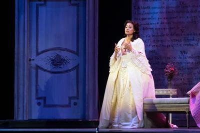 Soprano boricua canta ópera de Mozart en Indiana