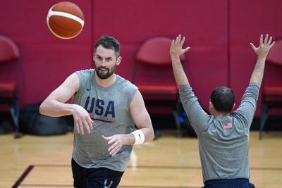 Kevin Love queda fuera de la selección olímpica de Estados Unidos para Tokio