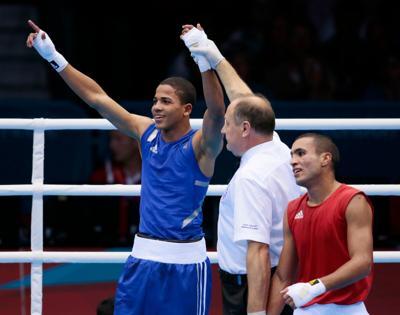 Sorprendidos en la Federación Puertorriqueña de Boxeo