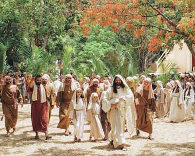 Semana Santa  en Sabana Grande