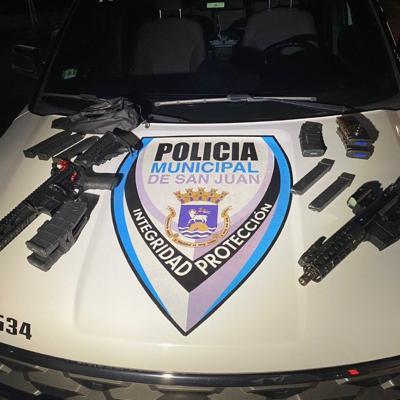 Ocupan rifles y balas tras tiroteo que dejó a dos niñas heridas en el residencial Nemesio Canales