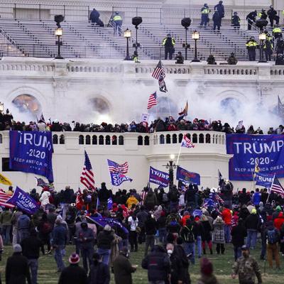 El Capitolio de Estados Unidos no estaba preparado para asalto