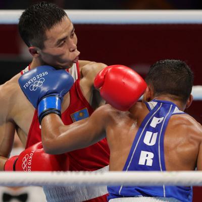 Yankiel Rivera cae por decisión en su estreno olímpico