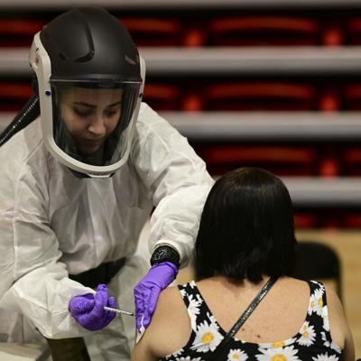 Arranca la vacunación en Humacao