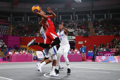 Puerto Rico asegura su boleto a la semifinal del 3x3