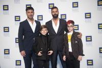 Ricky Martin espera la llegada de su cuarto hijo