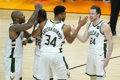Los Bucks están cerca de conseguir su primer título de la NBA en 50 años