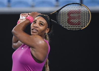 Williams se retira de torneo previo al Abierto de Australia