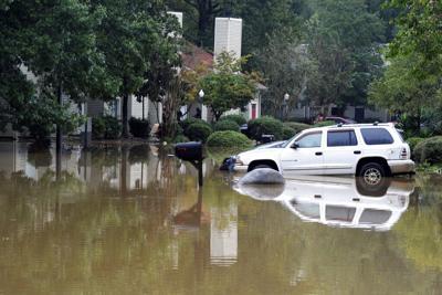 Inundaciones Alabama