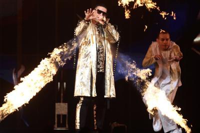 Daddy Yankee demuestra una vez más que solamente hay un jefe