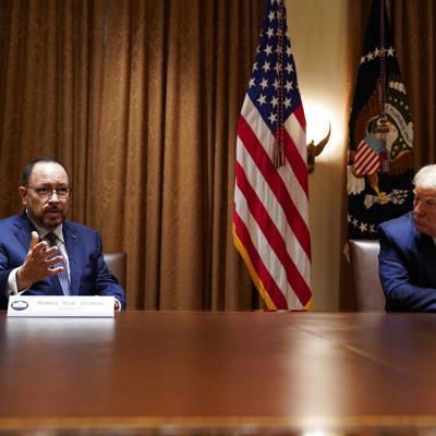 Donald Trump muestra apoyo a Goya Foods