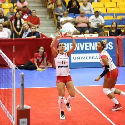 Criollas suman tercera victoria consecutiva en la LVSF