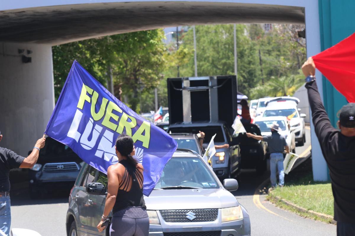Manifestación 1ero de mayo
