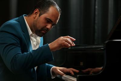 En concierto virtual Edgar Abraham