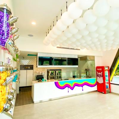 Dulcinea: helados y churros