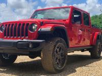 Jeep lanza nuevo vehículo de carga