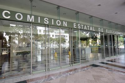 José Luis Dalmau se reúne con los designados a la Comisión Estatal de Elecciones