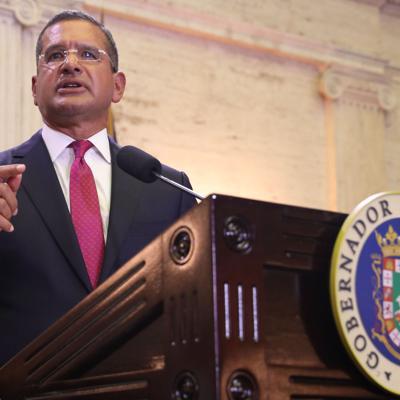 Gobernador ofrece su mensaje de presupuesto desde el hemiciclo de la Cámara de Representantes
