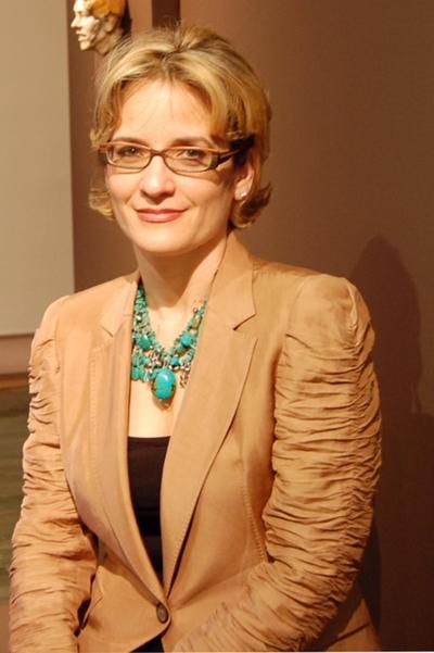 Marianne Ramírez del MAC.