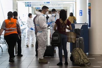 Viajeros cumplen con la prueba del covid-19: Salud asegura que mecanismo de multas ha sido efectivo